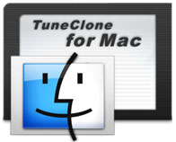Download TuneClone Audio Converter for Mac to convert iTunes M4P to MP3 on your Mac machine