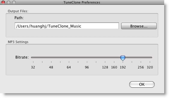 The only app for audio conversion that you need on Mac.